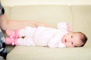 Kaip sužinoti, ką jaučia mažylis, kai jis dar nekalba?