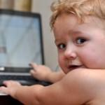 kudikis ir kompiuteris