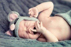 kudikio gimimas sukelia stresa