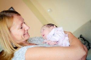 kūdikio raminimas