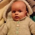 4 mėnesių kūdikis