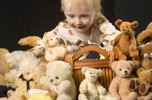 Ar leisti vaikui miegoti su pliušiniu žaislu?