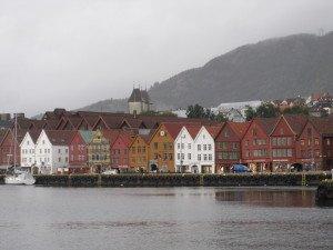 Bergenas, Brygenas