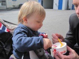 Elisabeth valgo ledus Nepriklausomybės dienos proga