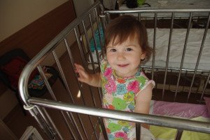 14 mėnesių vaikas