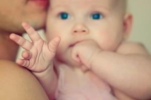 alergiškas kūdikis