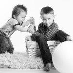 vaikų barniai