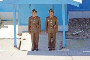 Demilitarizuota zona laikoma saugiausia vieta pasaulyje.jpg