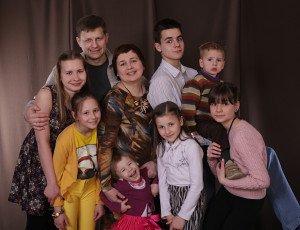 Aurimos šeima