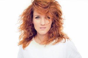 Luko Griciaus nuotraukoje Agnė Gilytė