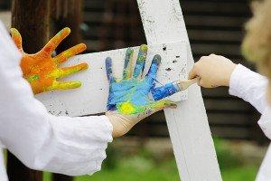 Tyrimai atskleidė, kokią spalvą labiausiai mėgsta vaikai
