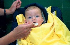 patiekalai kūdikiui