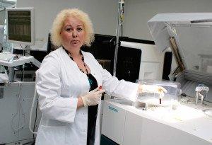 Kraujo tyrimas - Dangira Babenskiene