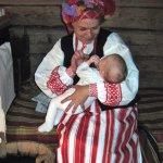krikštynos senoviškai