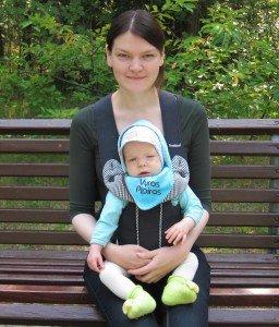 Vaida, Viesulo (1 m. 4 mėn.) mama
