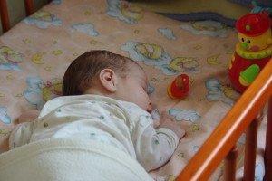Kūdikis susitrenkė galvą. Kada vežti į ligoninę?