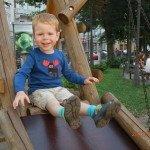 Linksmas ir geras vaikas