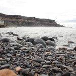 Vienas iš maždaug 150 Fuerteventūros paplūdimių