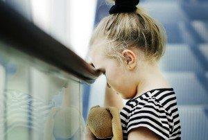 Išsiskyrimas su vaiku – kaip išeiti, kad būtų mažiau ašarų