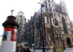 Vienos simbolis – šv.Stepono katedra
