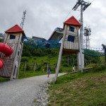 Viršukalnėse – tobulos vaikų žaidimų aikštelės