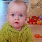 9 mėnesių kūdikis