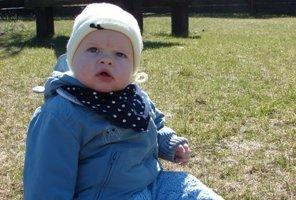 7 mėnesių kūdikis