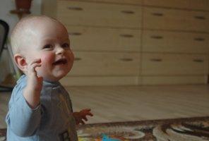 8 mėnesių kūdikis