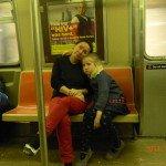 Išvargę Niujorko metro