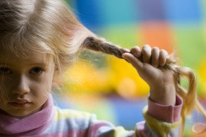 Vaiko galvoje atsirado pleiskanų