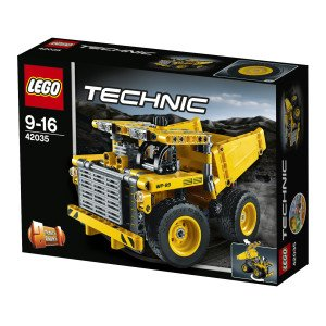 42035_LEGO Technic sunkvezimis