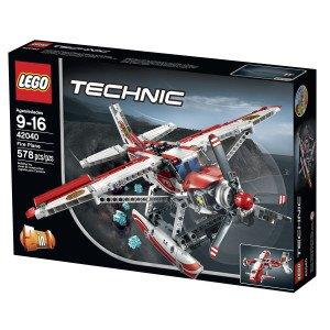 42040_LEGO Technic ugnies lektuvas