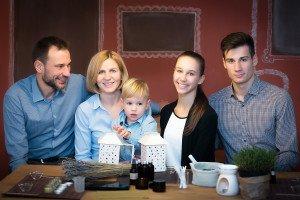 Ingridos šeima