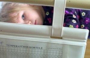 Dienoraštis, kurį parašė sergančio vaiko mama