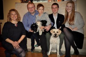 Meilės šeima