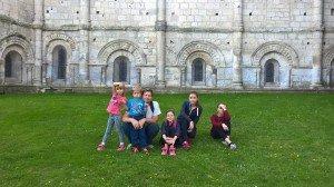 Šeima laisvą laiką skiria kelionėms po apylinkes