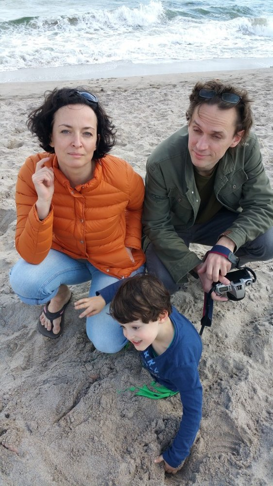Giedrės Bacevičiūtės šeima