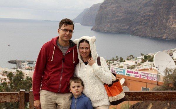Linos Orlovskajos šeima