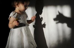 Tėvai, barkitės tyliai, arba – kodėl vaikus gąsdina tėvų barniai