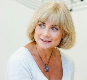 Aktorė Ilona Balsytė.