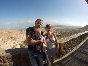 Prie Negyvosios jūros