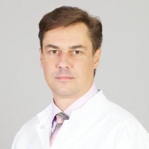Gydytojas otorinolaringologas dr. Raimondas Pliaukšta