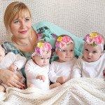 7 mėnuo. Fotosesija Motinos dienos proga