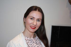 Vaikų ligų gydytoja ir vaikų endokrinologė Lina Orlovskaja