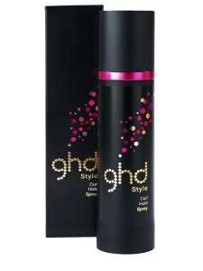Apsauginis garbanas fiksuojantis lakas GHD Curl Hold Spray