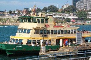 Sidnėjaus keltai – populiarus keliavimo būdas