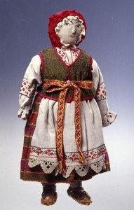 Lėlė iš Rytų Lietuvos,1929 metai