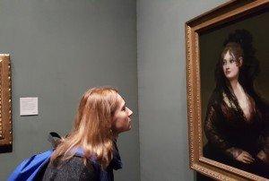Nuotrauka iš Londono Nacionalinės paveikslų galerijos