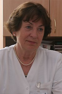 Hematologė Lina Ragelienė