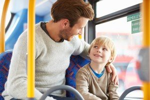 Autobusu su šeima